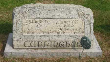 CUNNINGHAM, NEFFIE - Sandusky County, Ohio   NEFFIE CUNNINGHAM - Ohio Gravestone Photos