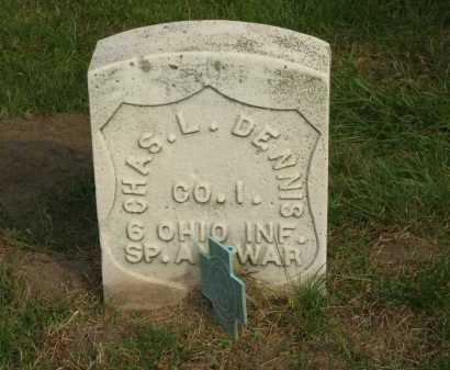 DENNIS, CHARLES  L. - Sandusky County, Ohio   CHARLES  L. DENNIS - Ohio Gravestone Photos