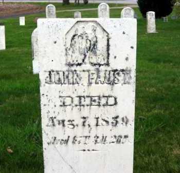 FAUST, JOHN - Sandusky County, Ohio | JOHN FAUST - Ohio Gravestone Photos