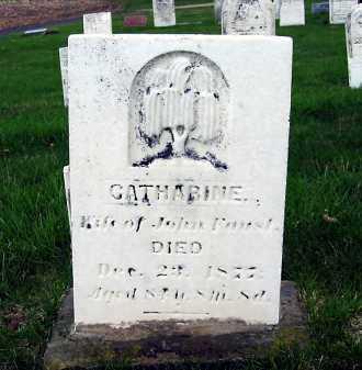 FAUST, MARIE CATHARINE - Sandusky County, Ohio | MARIE CATHARINE FAUST - Ohio Gravestone Photos