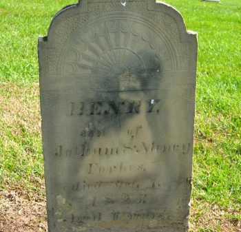 FORBES, NANCY - Sandusky County, Ohio | NANCY FORBES - Ohio Gravestone Photos