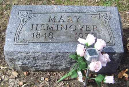 HEMINOVER, MARY CATHERINE - Sandusky County, Ohio | MARY CATHERINE HEMINOVER - Ohio Gravestone Photos