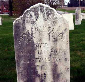 KELLER, JOSEPH - Sandusky County, Ohio   JOSEPH KELLER - Ohio Gravestone Photos