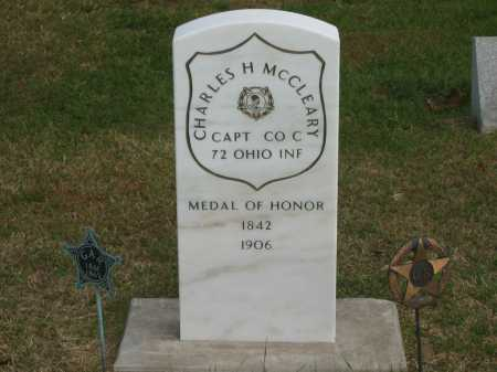 MCCLEARY, CHARLES H. - Sandusky County, Ohio   CHARLES H. MCCLEARY - Ohio Gravestone Photos