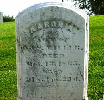 MILLER, S. - Sandusky County, Ohio   S. MILLER - Ohio Gravestone Photos