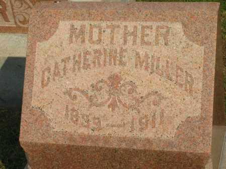 MILLER, CATHERINE - Sandusky County, Ohio | CATHERINE MILLER - Ohio Gravestone Photos