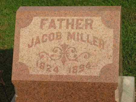 MILLER, JACOB - Sandusky County, Ohio | JACOB MILLER - Ohio Gravestone Photos