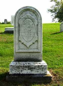 MILLER, A. F. - Sandusky County, Ohio | A. F. MILLER - Ohio Gravestone Photos