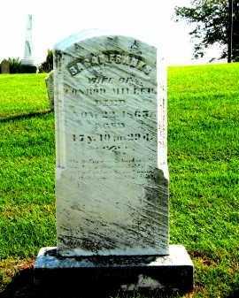 MILLER, SARAH - Sandusky County, Ohio | SARAH MILLER - Ohio Gravestone Photos