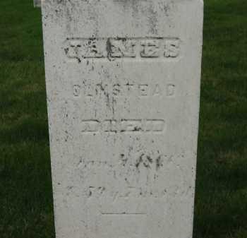 OLMSTEAD, JAMES - Sandusky County, Ohio   JAMES OLMSTEAD - Ohio Gravestone Photos