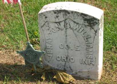 WILLIAMS, BRAYTON B. - Sandusky County, Ohio | BRAYTON B. WILLIAMS - Ohio Gravestone Photos