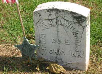 WILLIAMS, BRAYTON B. - Sandusky County, Ohio   BRAYTON B. WILLIAMS - Ohio Gravestone Photos