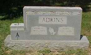 ADKINS, ERNIE - Scioto County, Ohio | ERNIE ADKINS - Ohio Gravestone Photos