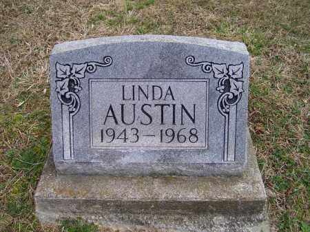 AUSTIN, LINDA - Scioto County, Ohio   LINDA AUSTIN - Ohio Gravestone Photos