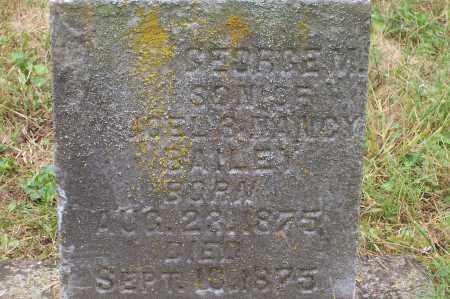 BAILEY, GEORGE - Scioto County, Ohio   GEORGE BAILEY - Ohio Gravestone Photos