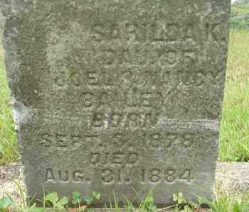 BAILEY, SARILDA K. - Scioto County, Ohio | SARILDA K. BAILEY - Ohio Gravestone Photos