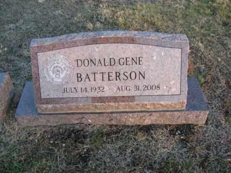 BATTERSON, DONALD - Scioto County, Ohio | DONALD BATTERSON - Ohio Gravestone Photos