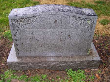 BECK, WILLIAM S. - Scioto County, Ohio | WILLIAM S. BECK - Ohio Gravestone Photos
