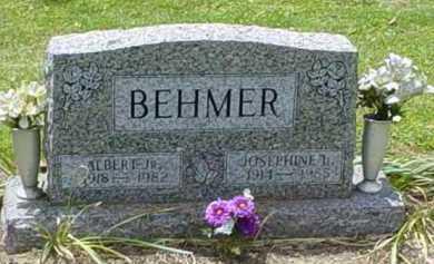 BEHMER, ALBERT JR. - Scioto County, Ohio | ALBERT JR. BEHMER - Ohio Gravestone Photos