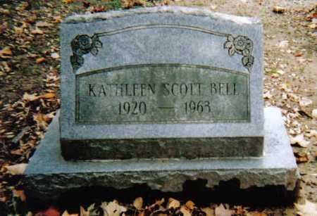 SCOTT BELL, KATHLEEN - Scioto County, Ohio | KATHLEEN SCOTT BELL - Ohio Gravestone Photos