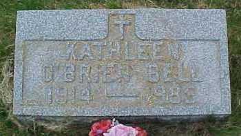 O'BRIEN BELL, KATHLEEN - Scioto County, Ohio | KATHLEEN O'BRIEN BELL - Ohio Gravestone Photos