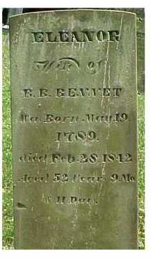 BENNET, ELEANOR - Scioto County, Ohio | ELEANOR BENNET - Ohio Gravestone Photos