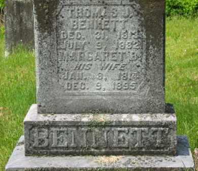 BENNETT, THOMAS J. - Scioto County, Ohio | THOMAS J. BENNETT - Ohio Gravestone Photos