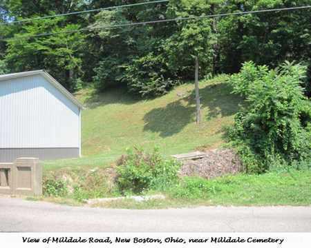 BIARS, OPAL - Scioto County, Ohio | OPAL BIARS - Ohio Gravestone Photos