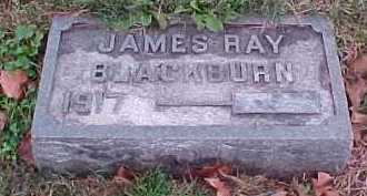 BLACKBURN, JAMES RAY - Scioto County, Ohio   JAMES RAY BLACKBURN - Ohio Gravestone Photos