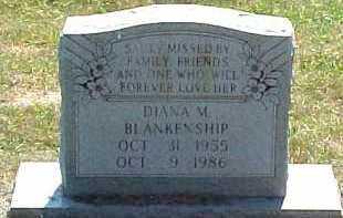 BLANKENSHIP, DIANA M. - Scioto County, Ohio | DIANA M. BLANKENSHIP - Ohio Gravestone Photos