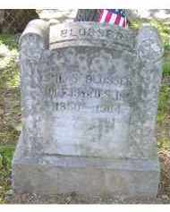 BLOSSER, SILAS - Scioto County, Ohio | SILAS BLOSSER - Ohio Gravestone Photos