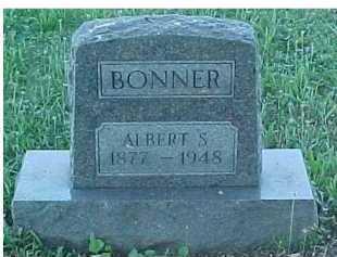 BONNER, ALBERT S. - Scioto County, Ohio   ALBERT S. BONNER - Ohio Gravestone Photos
