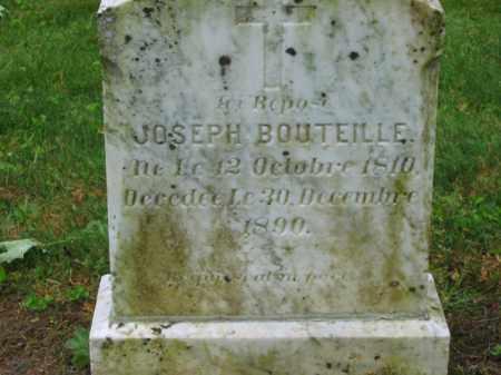 BOUTEILLE, JOSEPH - Scioto County, Ohio | JOSEPH BOUTEILLE - Ohio Gravestone Photos