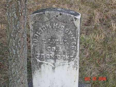 BOWSER, ADDISON H. - Scioto County, Ohio | ADDISON H. BOWSER - Ohio Gravestone Photos