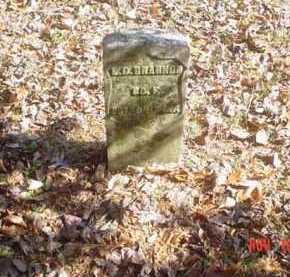 BRANNON, L. D. - Scioto County, Ohio | L. D. BRANNON - Ohio Gravestone Photos