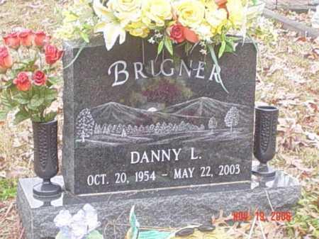BRIGNER, DANNY L. - Scioto County, Ohio   DANNY L. BRIGNER - Ohio Gravestone Photos