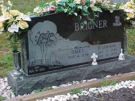 BRIGNER, D. LORAINE - Scioto County, Ohio | D. LORAINE BRIGNER - Ohio Gravestone Photos