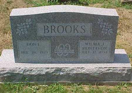 BROOKS, WILMA J. - Scioto County, Ohio | WILMA J. BROOKS - Ohio Gravestone Photos