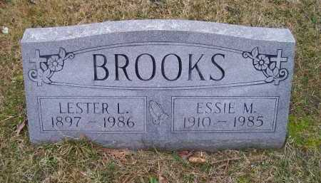BROOKS, LESTER L. - Scioto County, Ohio | LESTER L. BROOKS - Ohio Gravestone Photos