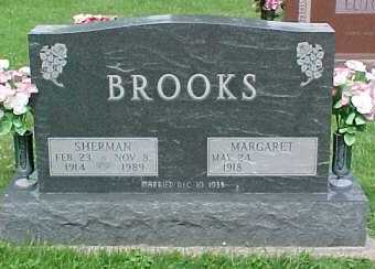 BROOKS, MARGARET - Scioto County, Ohio | MARGARET BROOKS - Ohio Gravestone Photos