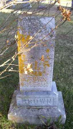 BROWN, BERTHA A. - Scioto County, Ohio   BERTHA A. BROWN - Ohio Gravestone Photos