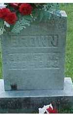 BROWN, GARNET M. - Scioto County, Ohio | GARNET M. BROWN - Ohio Gravestone Photos