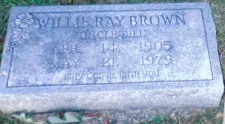 BROWN, WILLIE RAY - Scioto County, Ohio   WILLIE RAY BROWN - Ohio Gravestone Photos