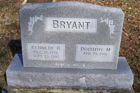 BRYANT, DOROTHY M. - Scioto County, Ohio | DOROTHY M. BRYANT - Ohio Gravestone Photos