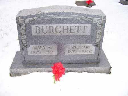 BURCHETT, WILLIAM - Scioto County, Ohio | WILLIAM BURCHETT - Ohio Gravestone Photos