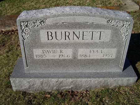 BURNETT, DAVID R. - Scioto County, Ohio | DAVID R. BURNETT - Ohio Gravestone Photos