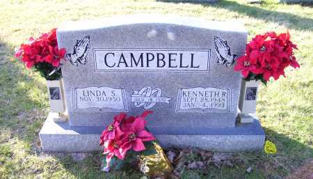 CAMPBELL, KENNETH R. - Scioto County, Ohio | KENNETH R. CAMPBELL - Ohio Gravestone Photos