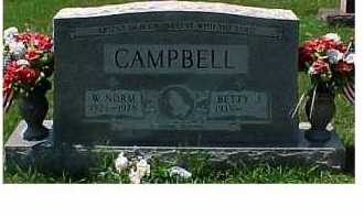 CAMPBELL, BETTY J. - Scioto County, Ohio   BETTY J. CAMPBELL - Ohio Gravestone Photos
