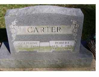 CARTER, JOSEPHINE - Scioto County, Ohio | JOSEPHINE CARTER - Ohio Gravestone Photos