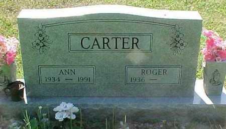 CARTER, ROGER - Scioto County, Ohio | ROGER CARTER - Ohio Gravestone Photos